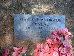 Marlene Andrade O'NEAL