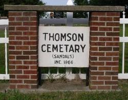 Thomson Cemetery