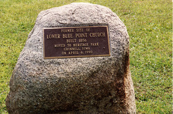 Lower Blue Point Cemetery
