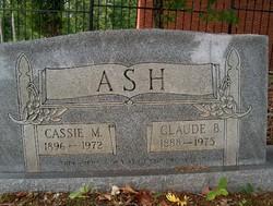 Cassie M Ash