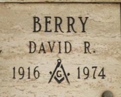 David R. Berry
