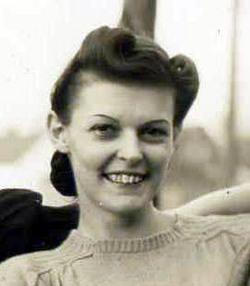 Marjorie Jean <i>Creeden</i> Slemmer