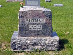 Zachariah Taylor Putman