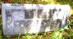 Caroline Elizabeth <i>McLaughlin</i> Brown