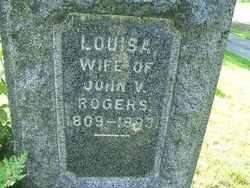 Louisa <i>Fuller</i> Rogers