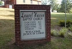 Laurel Haven Baptist Church Cemetery
