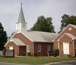 Hickory Ridge Methodist Church Cemetery
