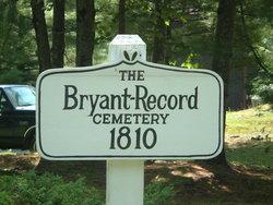 Bryant-Record Cemetery