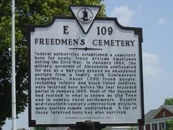 Freedmens Cemetery