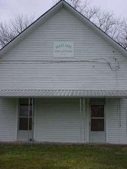 Rocky Fork Baptist Church Cemetery