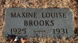 Maxine Louise Brooks