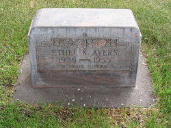 Ethel K Ayers