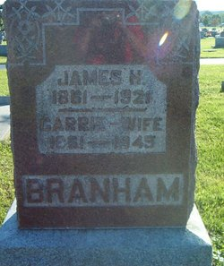 James Headley Branham