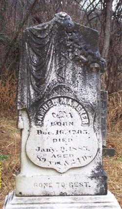 Samuel Mansker
