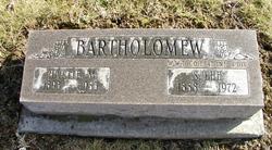 Hattie M <i>Holts</i> Bartholomew