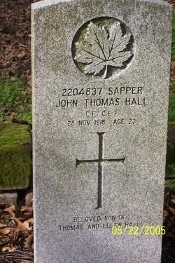 John Thomas Hall