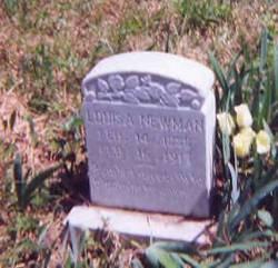 Louisa Jane <i>Smith - Cherry -</i> Newman