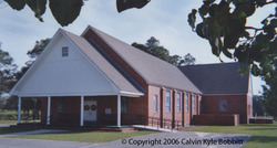Hardens Chapel Methodist Church Cemetery