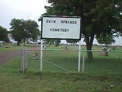 Erin Springs Cemetery