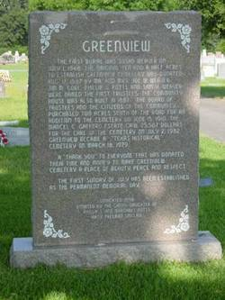 Greenview Cemetery