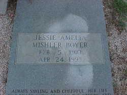 Jessie Amelia <i>Mishler</i> Boyer