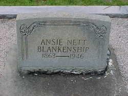 Ansie Nett <i>Coxwell</i> Blankenship