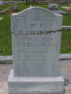 William C. Blankenship