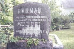 Capt William Sanford Norman