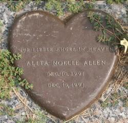 Alita Noelle Allen