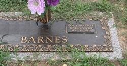 Nancy <i>Woolfolk</i> Barnes