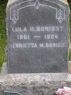 Lula H. Boright