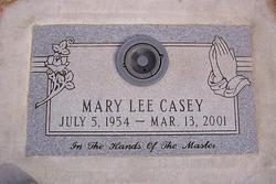Mary Lee <i>Ivey</i> Casey