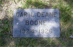 Carol Deane Boone