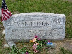 Elva <i>Richards</i> Anderson