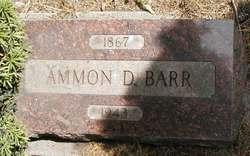 Ammon Davis Barr