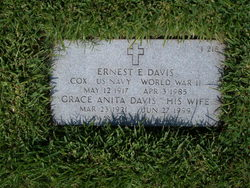 Ernest E Davis