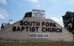 South Fork Baptist Church Cemetery