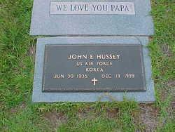 John E. Hussey