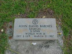 John David Barnes