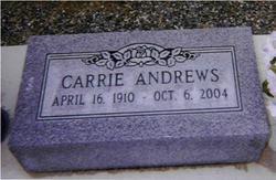Carrie <i>Rocha</i> Andrews