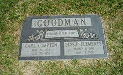 Jessie <i>Clements</i> Goodman