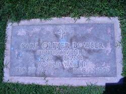 Carl Oliver Bowser