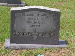 Edward Maurice Abel