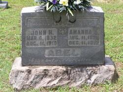 Amanda A Abel