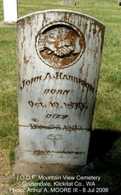John Ambrose Harrison