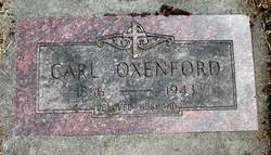 Carl Oxenford