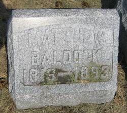 Matthew Baldock