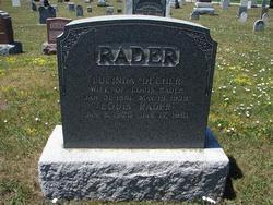 Lucinda <i>Decher</i> Rader