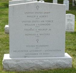 Maj Steven Plumhoff