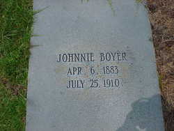 Johnnie Boyer